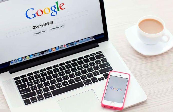 Google registra um aumento de 668% na busca por casas para alugar