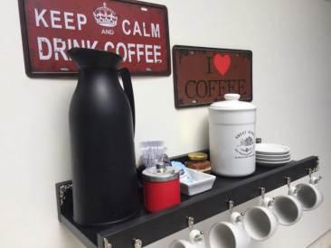 Cantinho do café: 7 dicas para fazer um incrível na sua casa!