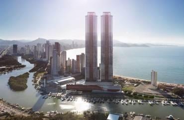 Bem Vindo a Cidade dos Edifícios Mais Altos e Luxuosos do País
