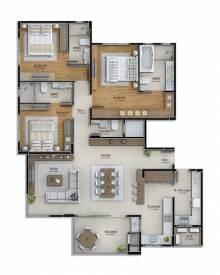 Apartamento na Planta Balneário Camboriú e Praia Brava Vantagens em Comprar!!!